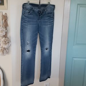 Silver Jeans Distressed Aiko